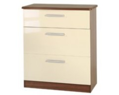 Kingston 3 Drawer Deep Chest