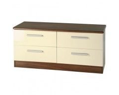 Kingston 4 Drawer Bedend Chest