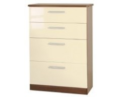 Kingston 4 Drawer Deep Chest
