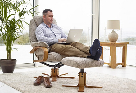 buy swivel chair in exeter